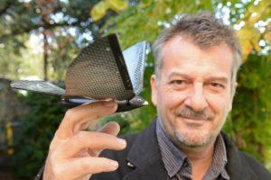 the bionic bird drone