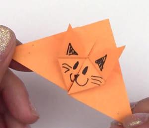 cat DIY bookmark