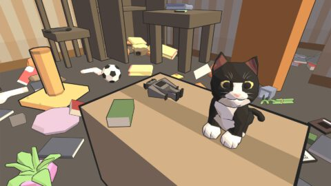 12 Video Games for Cat Lovers