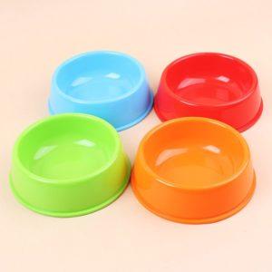 plastic cat bowls