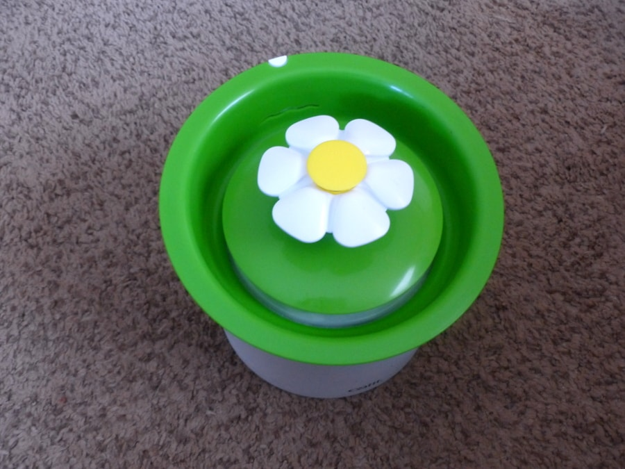 Catit Flower Fountain unboxing