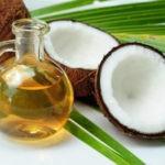 coconut oil for hairballs