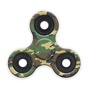 Camo Fidget Spinner