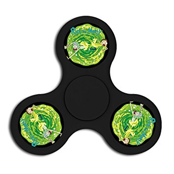 Rick & Morty Fidget Spinner