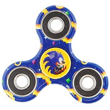 Sonic Fidget Spinner
