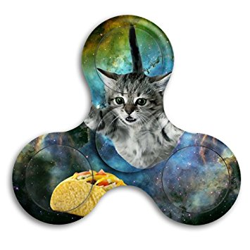 Taco Cat Fidget Spinner