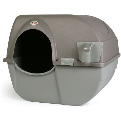 Omega Paw 'n Roll Litter Box