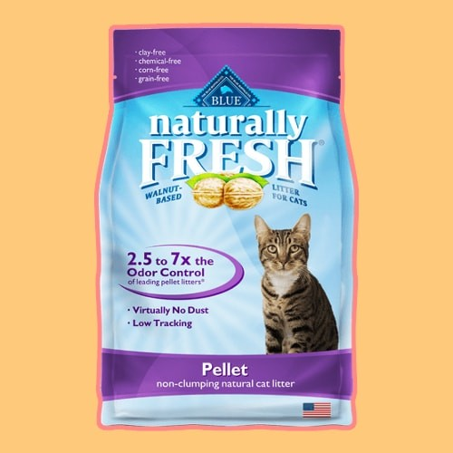 Blue Naturally Fresh Pellets