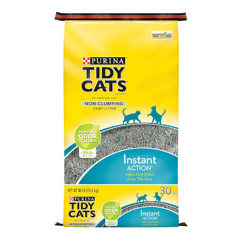 Purina Tidy Cats Clay Litter
