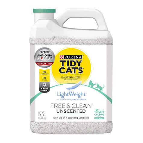 Purina Tidy Cats Lightweight Litter