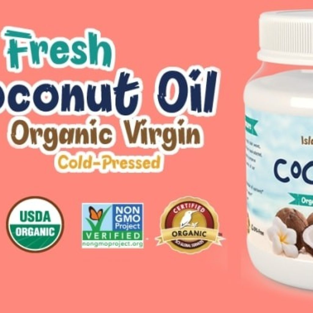 island fresh virgin coconut oil