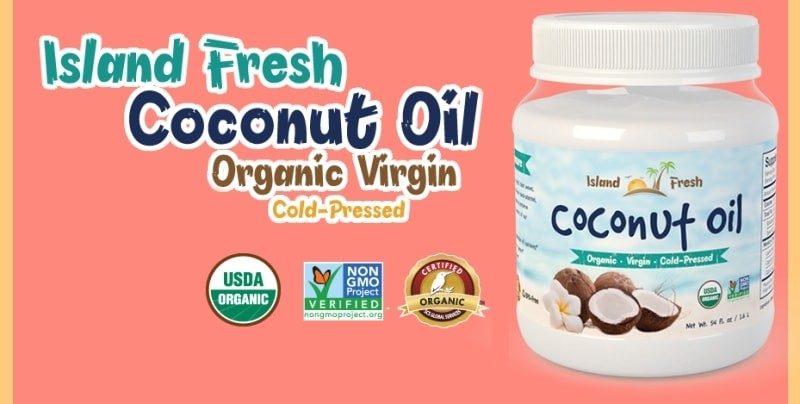 island fresh virgin coconut oil