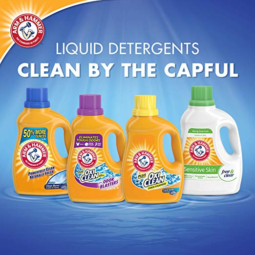 Arm & Hammer Laundry Soap