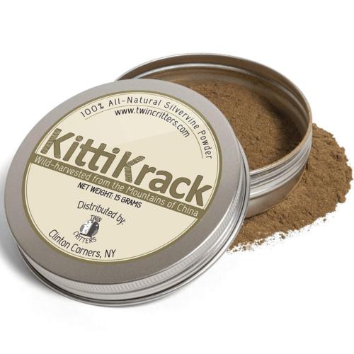 Kittikrack Silver Vine Powder