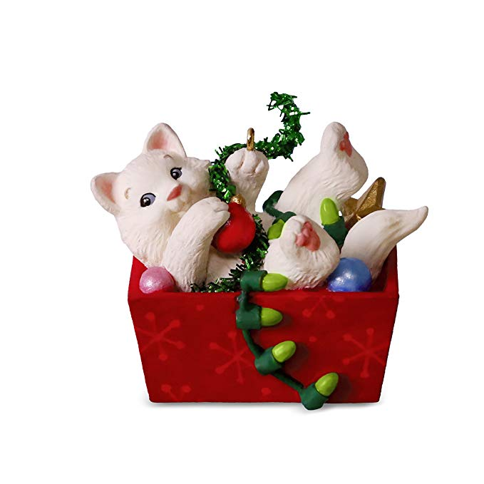 Hallmark Keepsake Cat Ornament