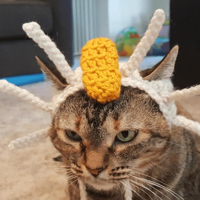 Pokemon Meowth Cat Hat