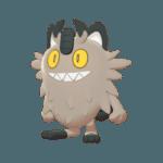 Galarian Meowth