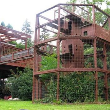 Catio Tower