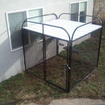 Small Metal Enclosure