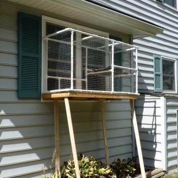 Small Cat Balcony