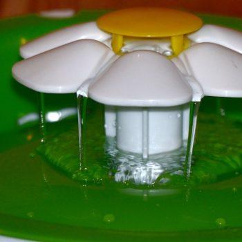 Catit Flower Fountain closeup
