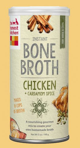 honest kitchen bone broth for cats